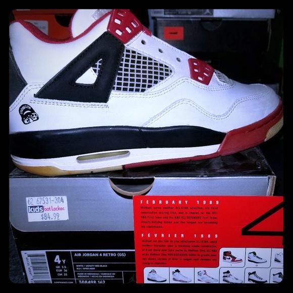 Retro Jordan 4 Limited Edition Brooklyn